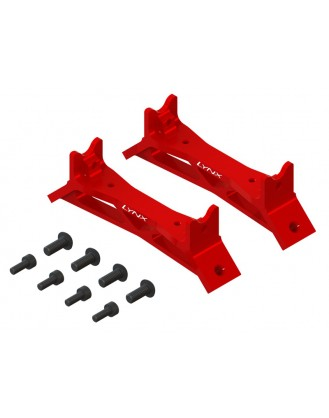 LX0564 – GOBLIN 700 – Ultra Landing Gear Support – Red Devil Edition