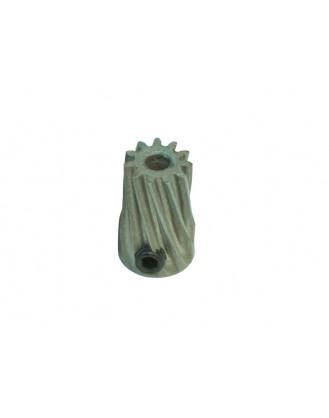 LX0652 - Steel Pinion Slant 12T Mod 0.5 X STD Blade Motor Shaft