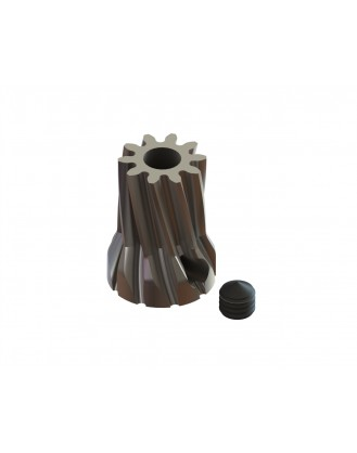 LX0705 - Steel Pinion Slant 13T Mod 0.6 X 3.17 mm Motor Shaft