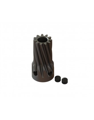 LX0709 - Steel Pinion Slant 11T Mod 0.7 X 5 mm Motor Shaft