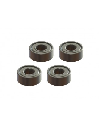 LX1126 - T 150 - Super Precise Main Shaft Radial Bearing, 4 pc
