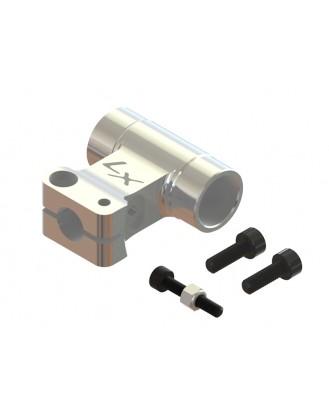LX1192 - Mini Protos - DFC Center Hub - Silver
