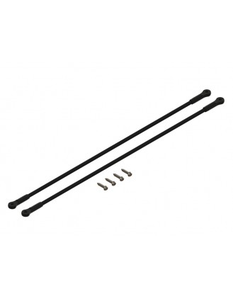 LX1369 - 180CFX - Ultra Tail Boom Support - Black