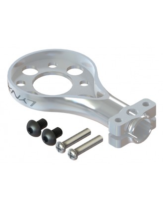 LX1270 - 200SRX - Ultra Tail Motor Support - Silver