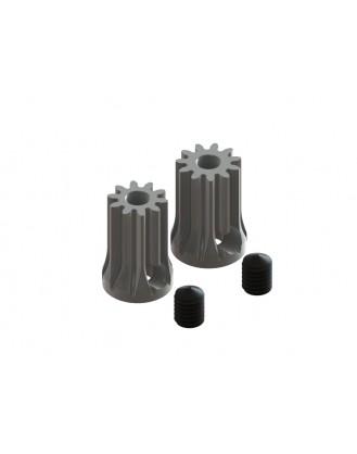 LX1298 - 230S/ 200SRX - Pinion Set 10T-11T 0.5M x STD Motor Shaft