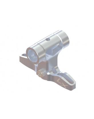 LX1370 - 130S/180CFX - Ultra Center Hub - Silver
