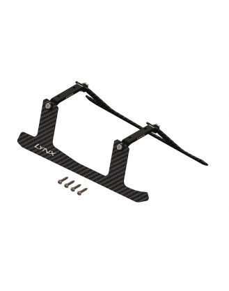 LX1375 - 180CFX- Ultra Landing Gear - Black - Profile 1