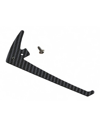 LX1386 - 180CFX - Carbon Fiber Ultra Flow Vertical Fin