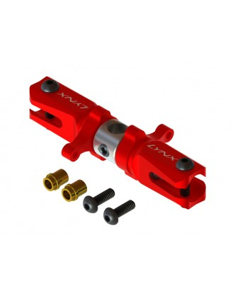 LX1455 - Forza 450 - Ultra Tail Rotor Hub - Thrusted - Red