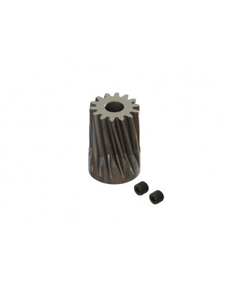 LX1500 - TSA 600-700E Tareq Edition Carbon Steel 14T Slant Pinion