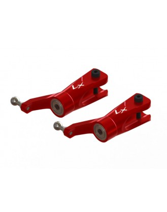 LX1715 - 230S - Main Grip Set Thrusted - Red
