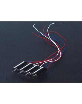 LX2394 - Brushed Motor 8.5x20mm 1S - ( 1mm motor Shaft) - CW+CCW-set