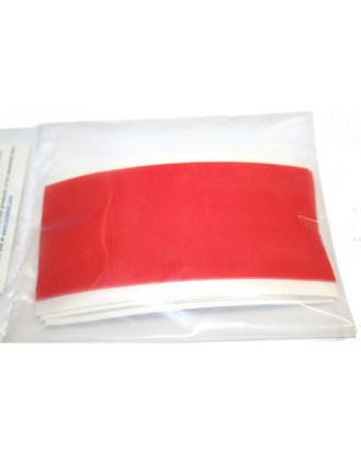LX5500 - Omicron Double Face HD Adhesive Pad 50x100 - 5pc