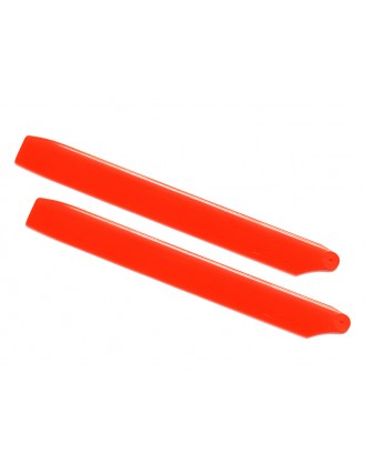 LX71601-PE - Plastic Main Blade 160 mm - 180CFX - Pro Edition - Orange
