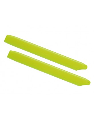LX71604-PE - Plastic Main Blade 160 mm - 180CFX - Pro Edition - Yellow
