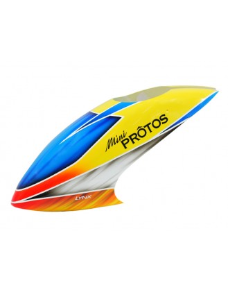 LXMP026 - MINI PROTOS - Air Brushed - Fiber Glass Canopy - SPEED Profile - Color Schema #06