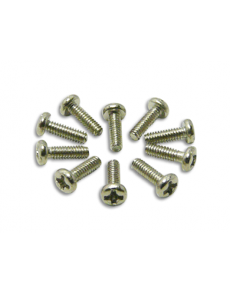 M1.2x4mm Pan Head Screws M1.2X4PH-10