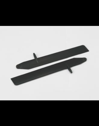 130X Main Blade symmetrical airfoil ,Counterweight MB130SAC