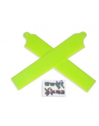 Extreme Edition Lime Main Rotor Blades #5002