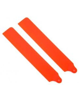 Pilots Choice McpX Main Blades Neon Orange 5013