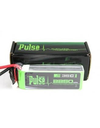 PLU35-22503 - PULSE 2250mAh 11.1V 35C - ULTRA POWER SERIES [PLU35-22503]