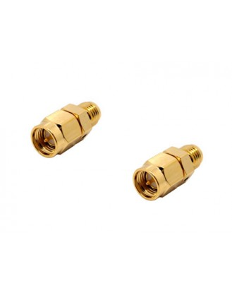 SMA Adapter Jack to Jack - 2 Pcs