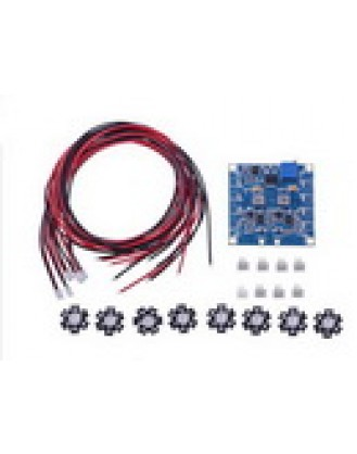 LED Flash Light Flashing LED Light Control Board Module for 8 Ax