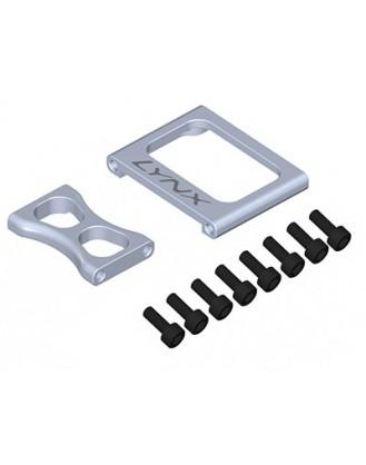 LX0584 – GOBLIN 700 – Tail Upper Case – Silver