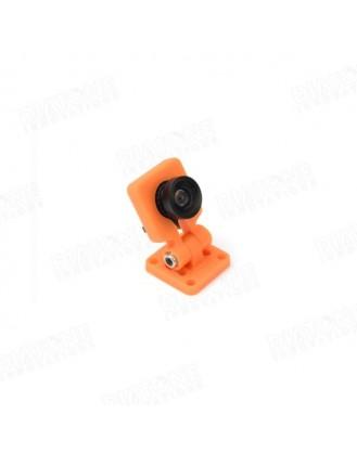 Diatone 600 TVL 120° Miniature Camera & Mount - Orange DT-EL0016-O