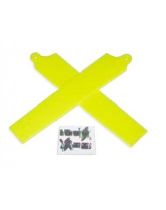Extreme Edition Yellow Main Rotor Blades #5001