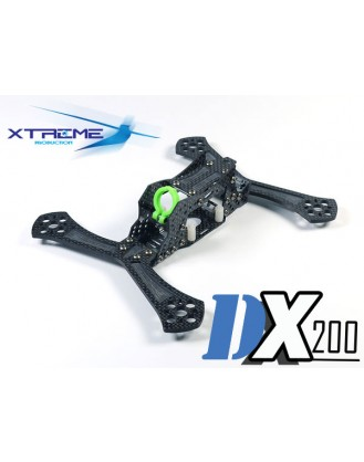 "DX200 Xtreme Racing Drone 200, 200mm, 5 "" naked frame XTQ200-KIT"