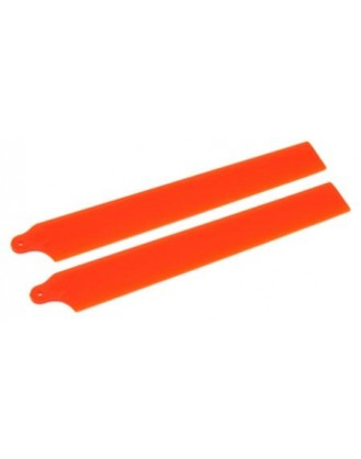 Extreme Edition for Blade 130X Helicopter- Neon Orange Main Blades KBDD5203