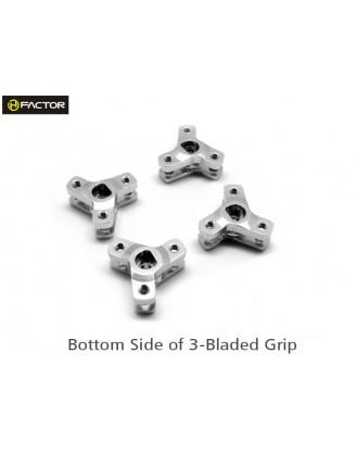 200QX 3-Blades Prop set  4 Blade Grips, 12 Blades HF200QX01