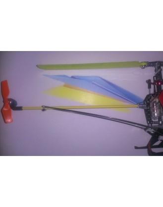Blade Mcpx V1 & V2 Msr Msrx Cpx Tail Motor Wire