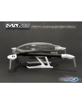 MR200 Micro Quad Copter Chassis Kit (200QX conversion kit)